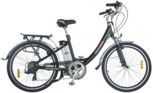 Used Electric Bikes - Axcess Hunter Black