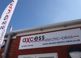 Electric Bike Shop Devon