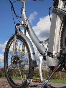 Alpine Front Wheel Web