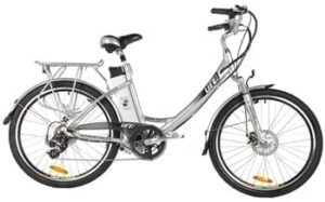 alpine sport electric bike