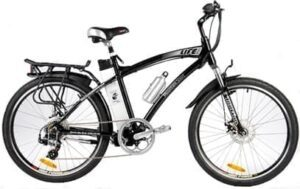 lifecycle mountain sport e-bike