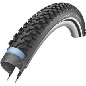 Marathon Plus puncture resistant tyres
