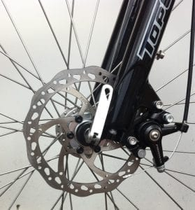 Promax Front disc brake