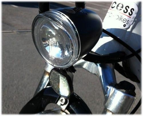 E Bike Lamp