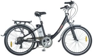 Axcess Hunter Step-Through E-Bike