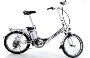 Lifecycle Traveller Folding Bike