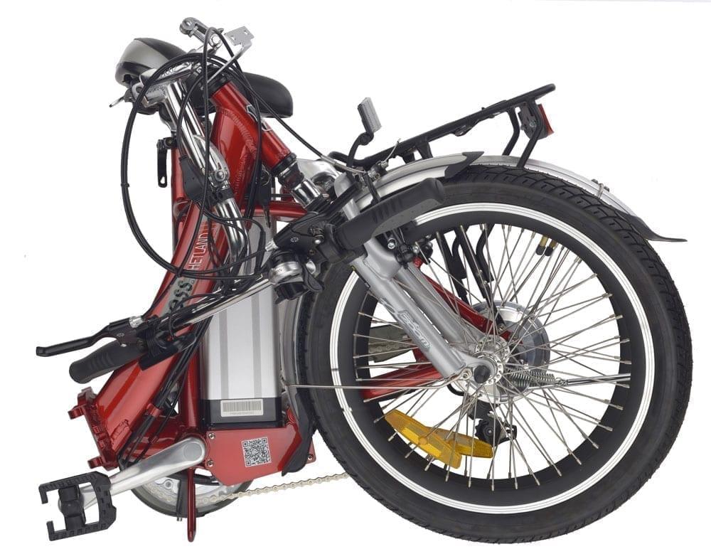 Axcess Shetland Folding Electric Bike Bicycles Online