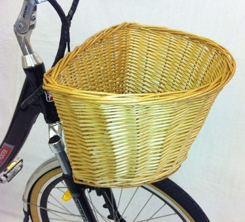 Wicker Basket Web 3