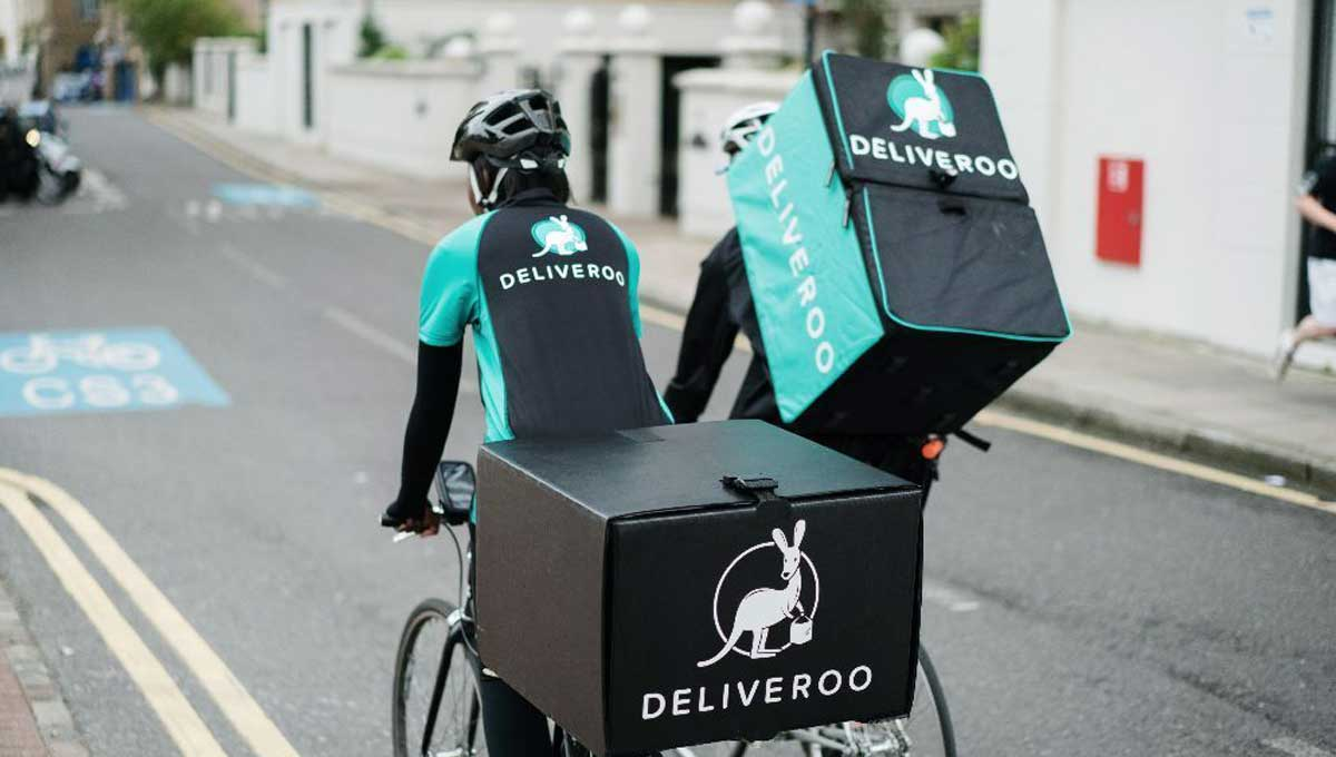 delivery driver electric bike