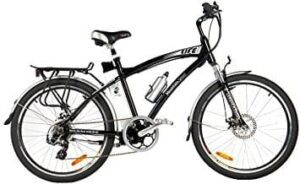 lifecycle city sport ebike