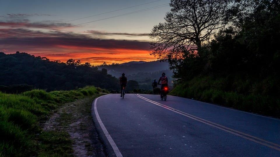summer south west bike trails