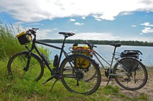 summer e-bike trails