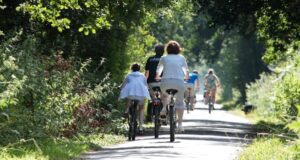 tarka trail cycle route