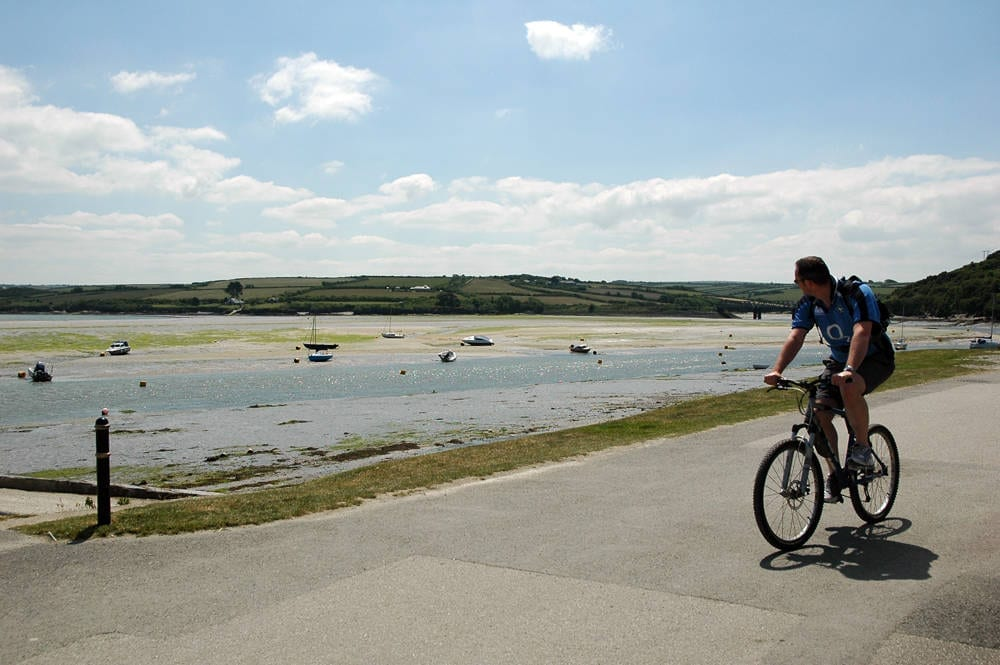 cycle the camel trail