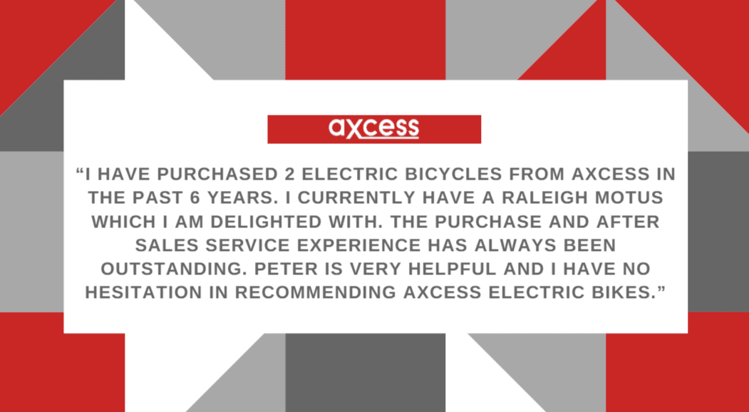 axcess bike review