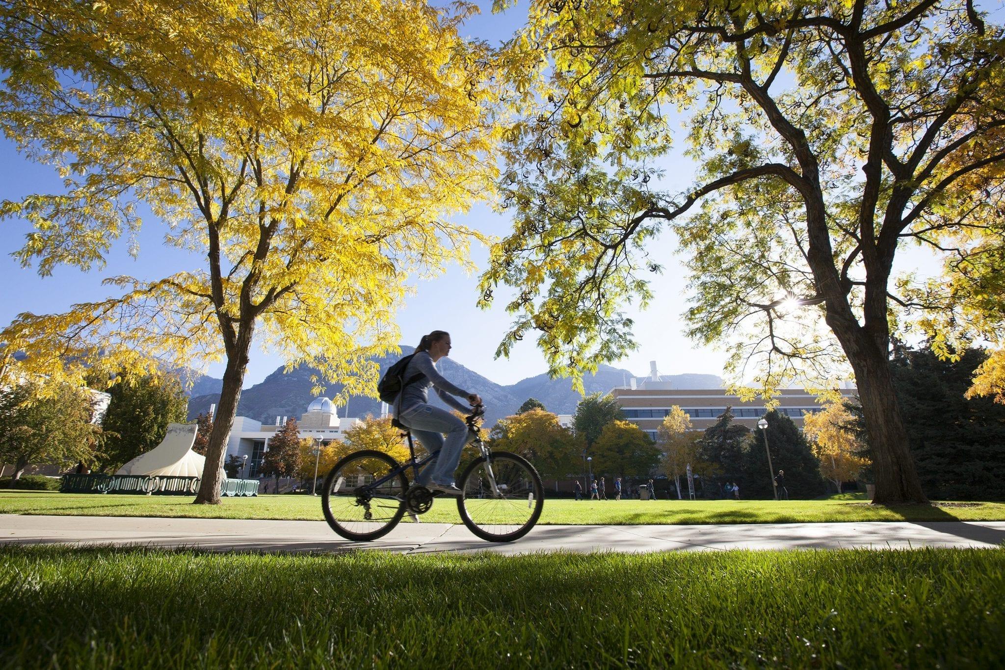 e-bikes for students