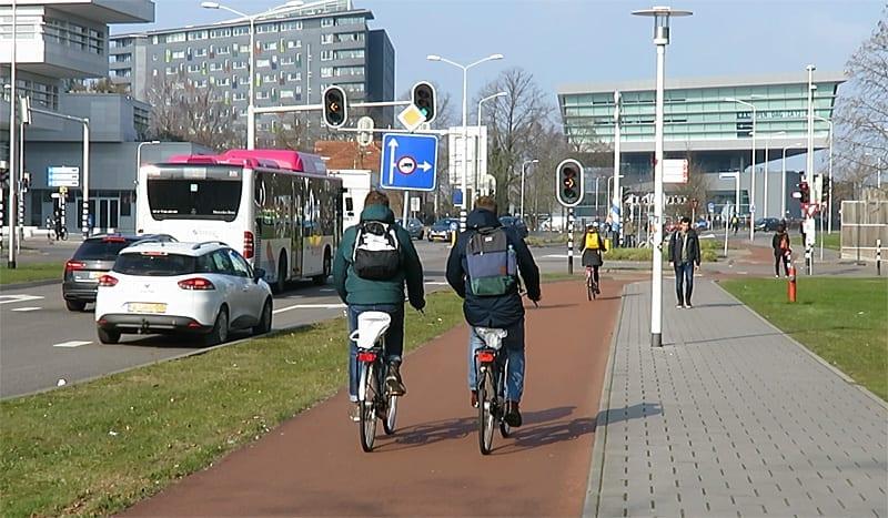 cycling infrastructure nijmegen