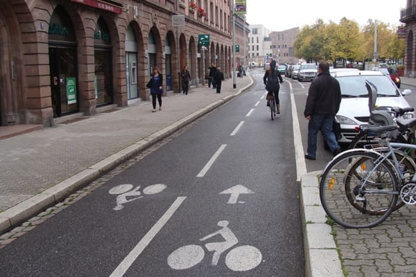 strasbourg cycling