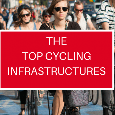 cycling infrastructures across the world