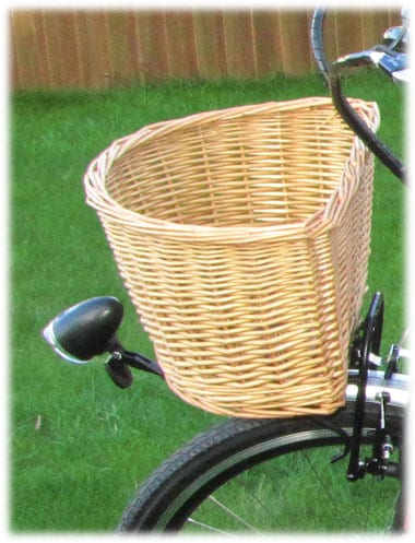 16 Wicker Basket