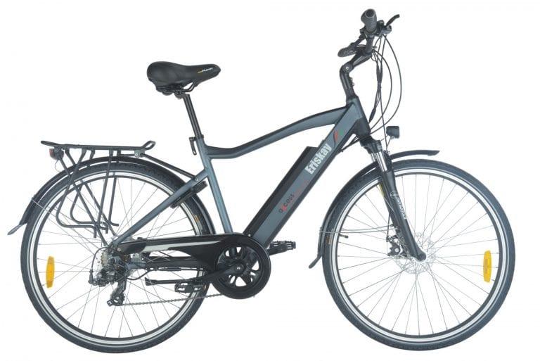 Eriskay Grey Electric Bike