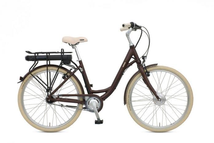 Omega Brown Electric Bikes