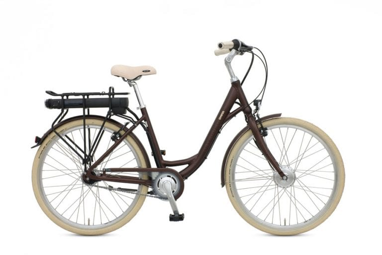 Omega Brown Electric Bikes