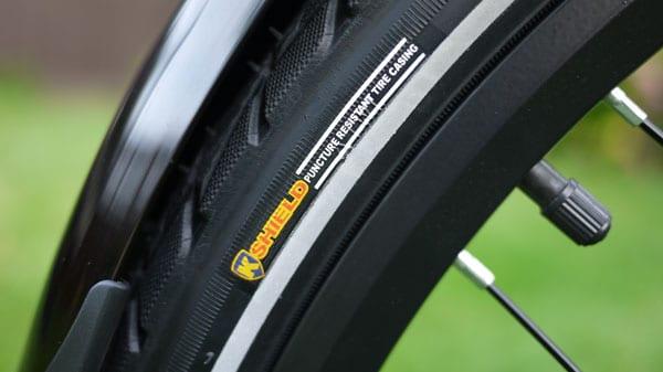 KSheid - Puncture Resistant Tire