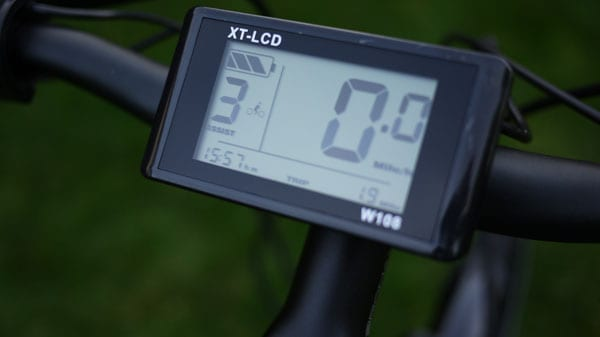 Rider-display
