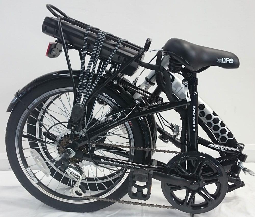Elife Royale Folding E Bike Axcess Electric Bikes