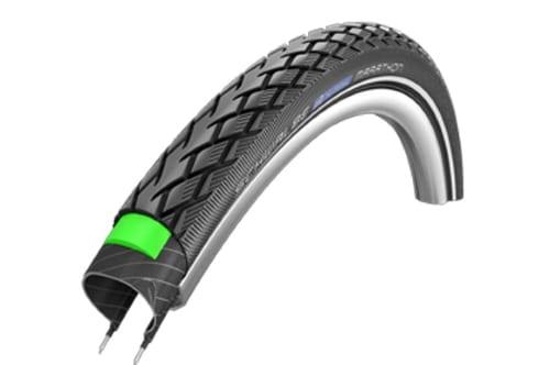 Schwalbe Marathon puncture resistant tyres