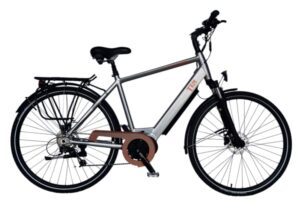 TEN Clean Electric Bike