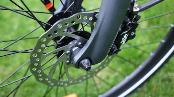 Tektro Hydraulic Disc Brakes
