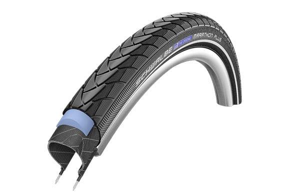 Schwalbe Marathon Plus tyre cross section
