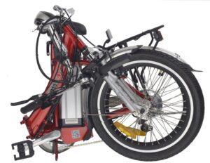 Shetland Folded Bike