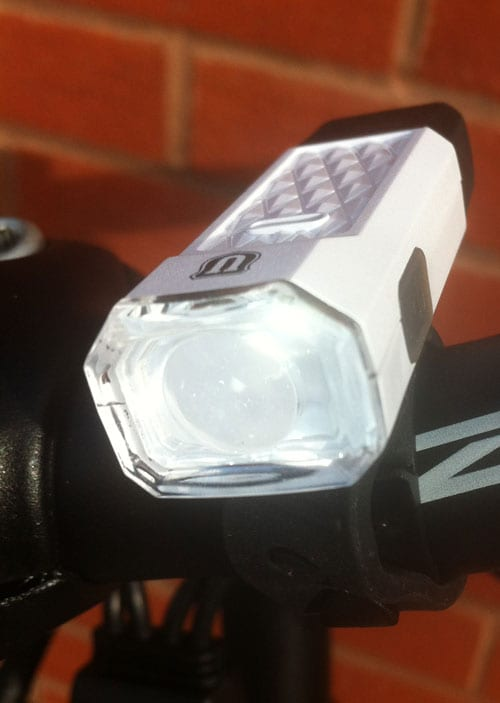Union LED rechargeable front light