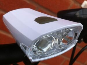 Union 2 LED rechargeable front Light