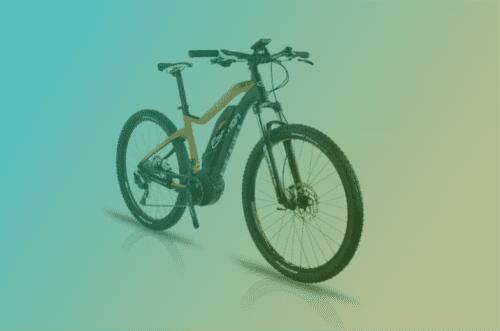 range of bikes