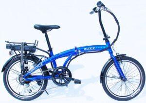 Buzz Blue