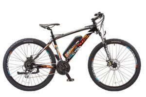 Lectro Peak crossbar electric MTB