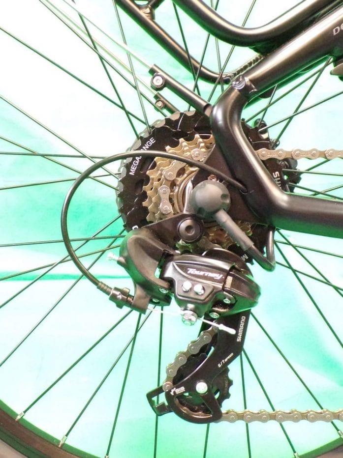 Shimano Tourney Gears
