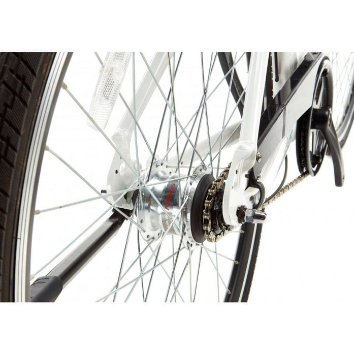 Shimano Nexus 7 speed hub gears as seen on the Lectro Urban City