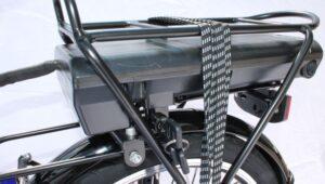 Lifecycle Buzz rear rack battery