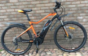 Used BH Rebel MTB