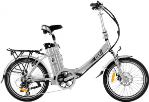 Lifecycle Traveler folding electric bike 2018 model