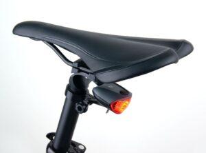 Energise racing saddle