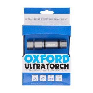 Oxford Ultratorch 3 Watt front light