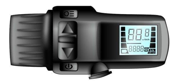 Standard Mini LCD ControlPanel
