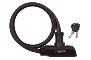 Squire Mako Sold Secure Bronze Cable lock