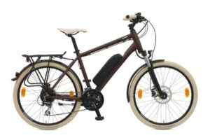 Batribike Alpha Earth Brown